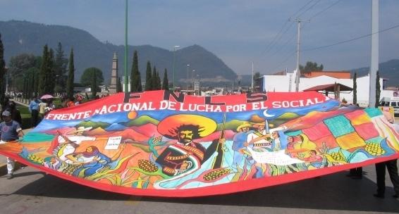 FRENTE NACIONAL DE LUCHA POR EL SOCIALISMO