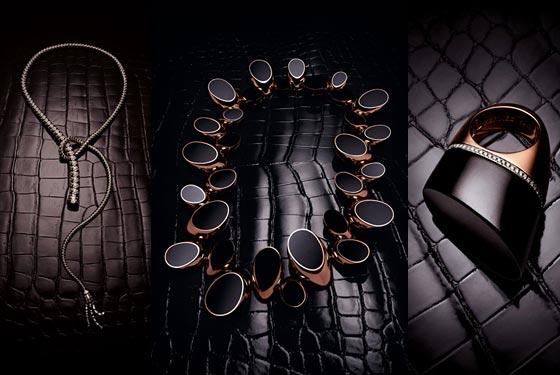 A grife francesa Hermès, após dois anos de estudos revela sua primeira  coleção de jóias finas e acessórios desenhada por Pierre Hardy. 55601f9f6b