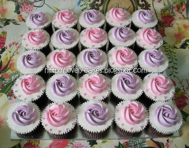 Food Recipes: Swirl Cupcakes