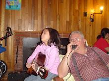 Cheska & Grandpa