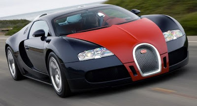 CARS ONLY IN my DREAm: BUGATTIi VEYRON