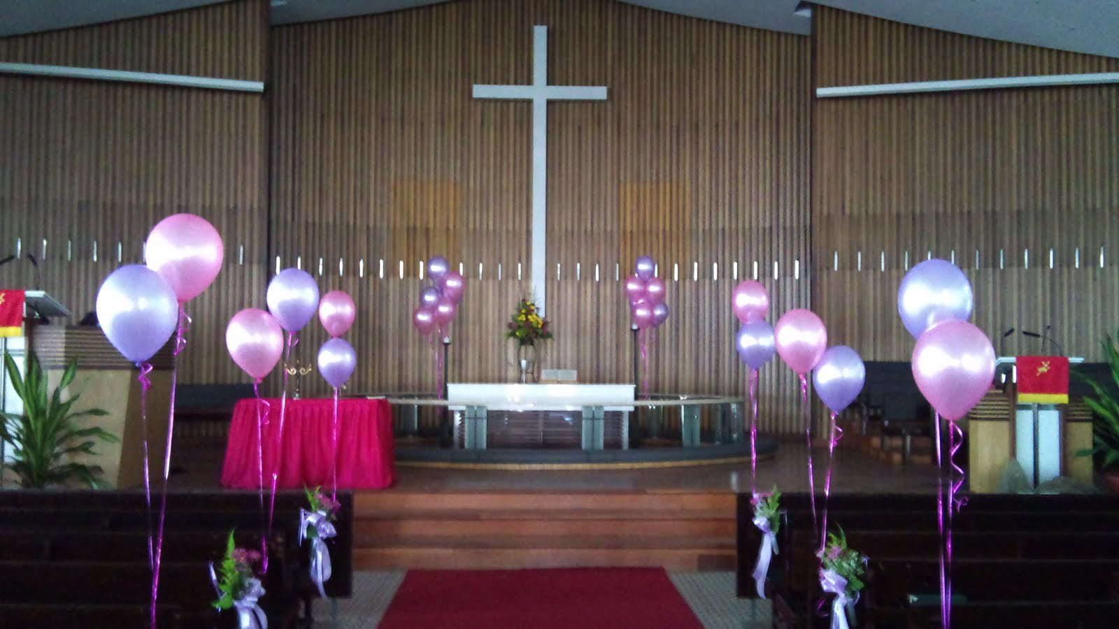 Balloon Decorations For Weddings, Birthday Parties