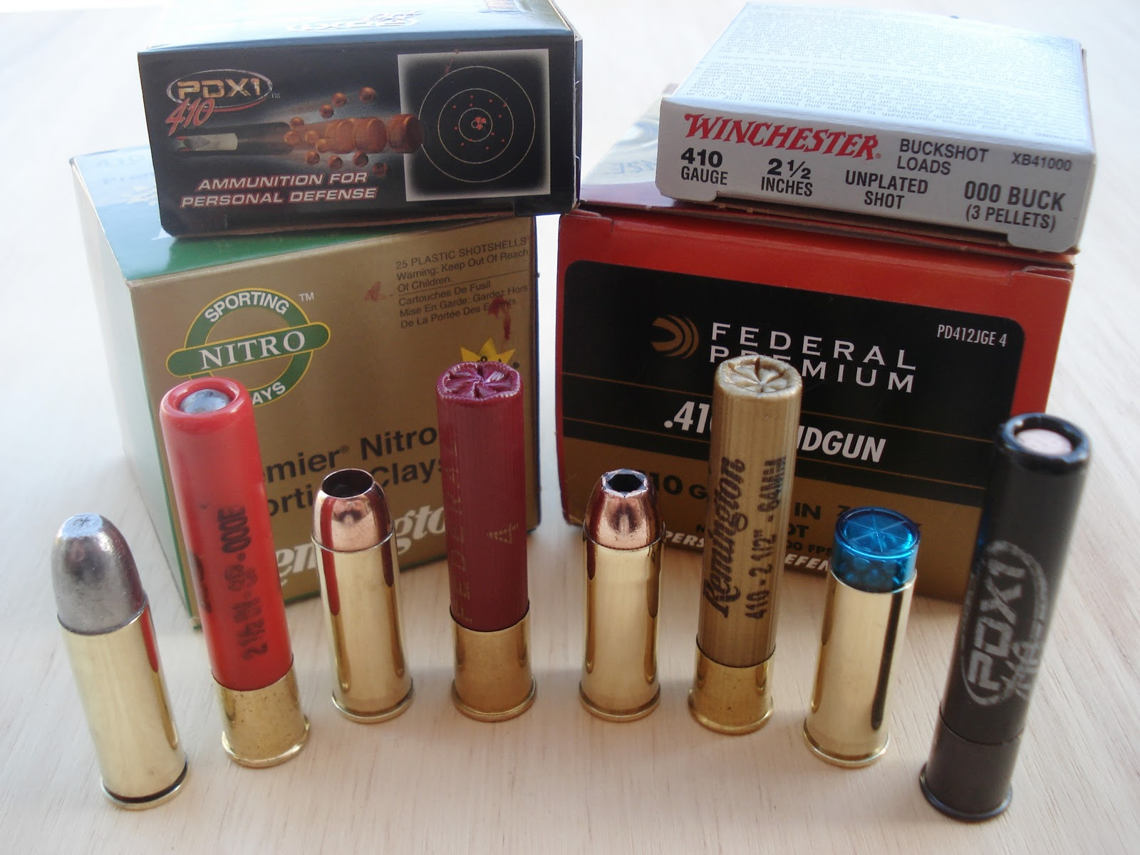 Unleaded Ink: The Taurus Judge is taking the marketing ... - photo#50