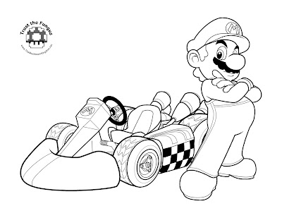 jimbo's Coloring Pages