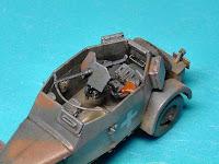 Kfz.13 Adler - RPM 1/72