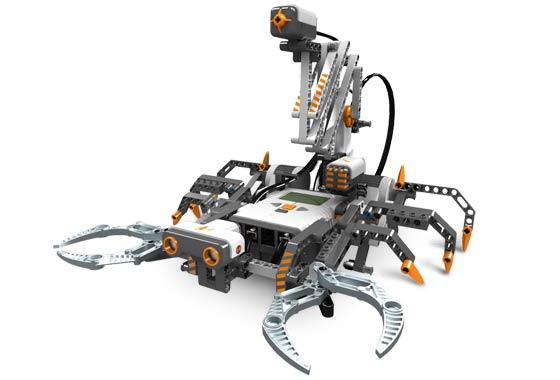 LEGOMIN: Lego Mindstorms