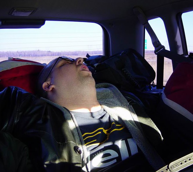 Man Gets DUI For Sleeping In Parked Car