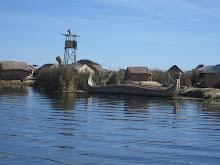 Ilha de Uros