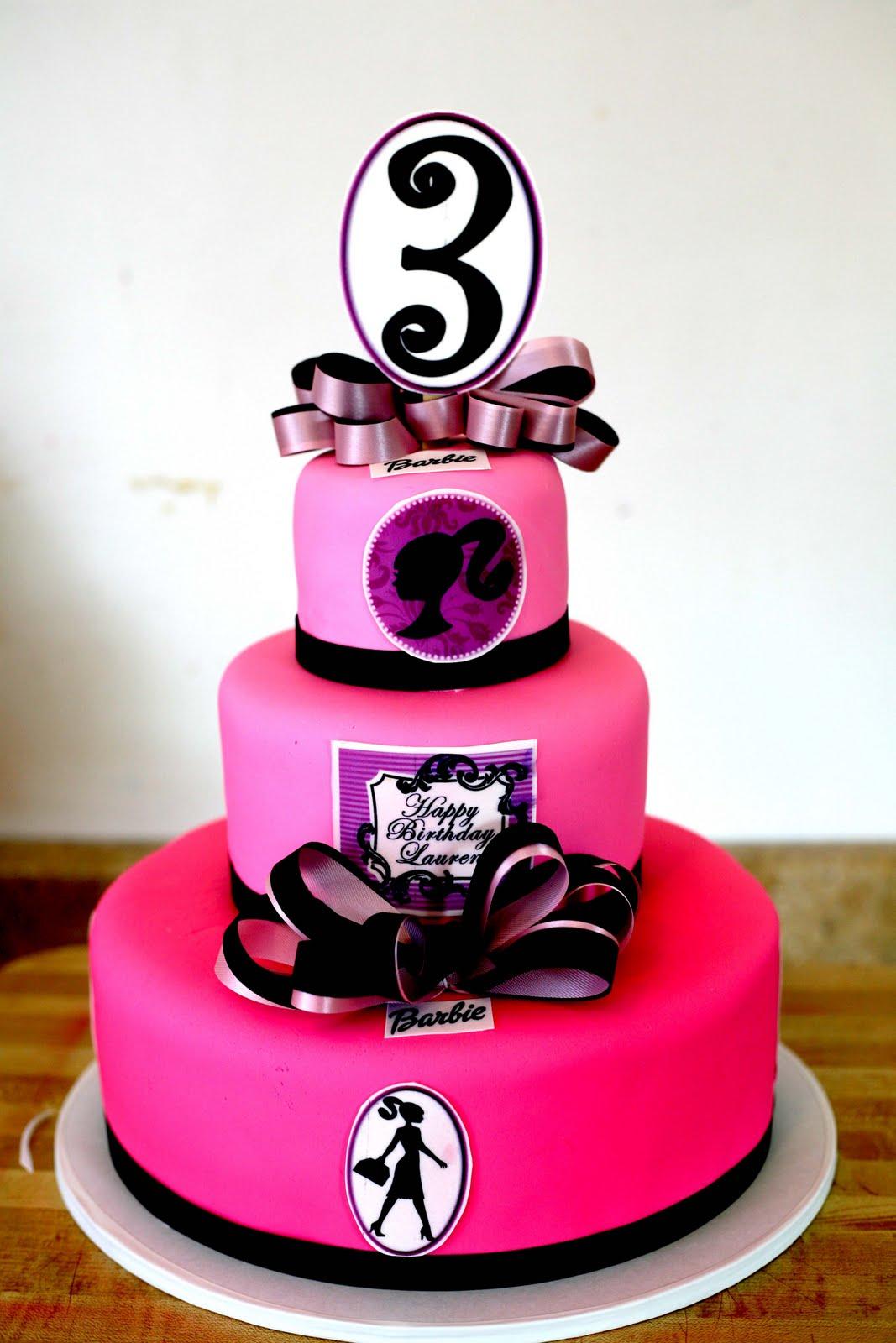 Hector S Custom Cakes Barbie Cake Barbie Silhouette Cake