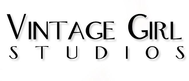 Vintage Girl: Happy 2014 From Vintage Girl Studios