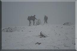 Tres Mojones 1.945 m.