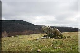 Antena en la cima de Arbara