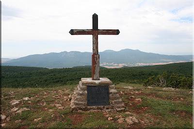 Cima del Monte Cruz de Alda