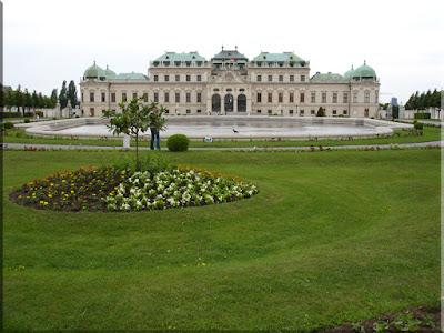 Fachada del Belvedere Superior