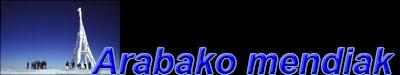Arabako mendiak -- Montes de Araba