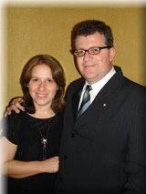 Pr. Thiago e Marcia Alves