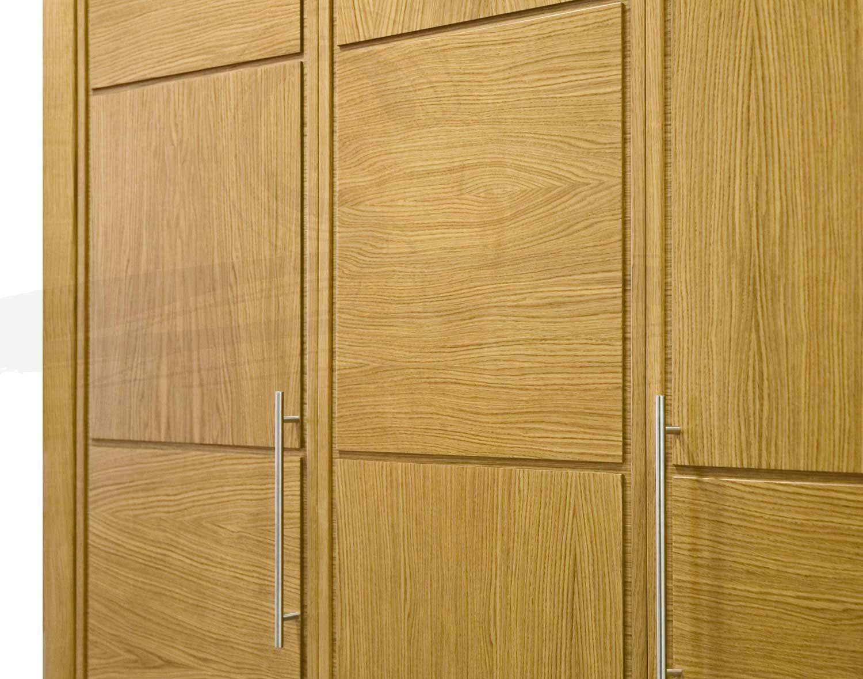 El blog del armario y el vestidor madera vs laminado - Disenador de armarios ...