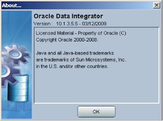 oracle odi 10.1.3.5