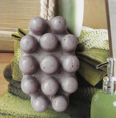 mydło lawendowe z Prowansji