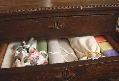 szuflada w stylu retro