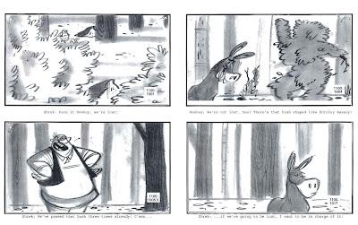 Conrad Vernon Shrek 2 Puss In Boots Sequence