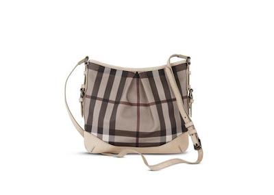 31b616105384 BellaDonna ~  Burberry Smoked Check Crossbody Bag
