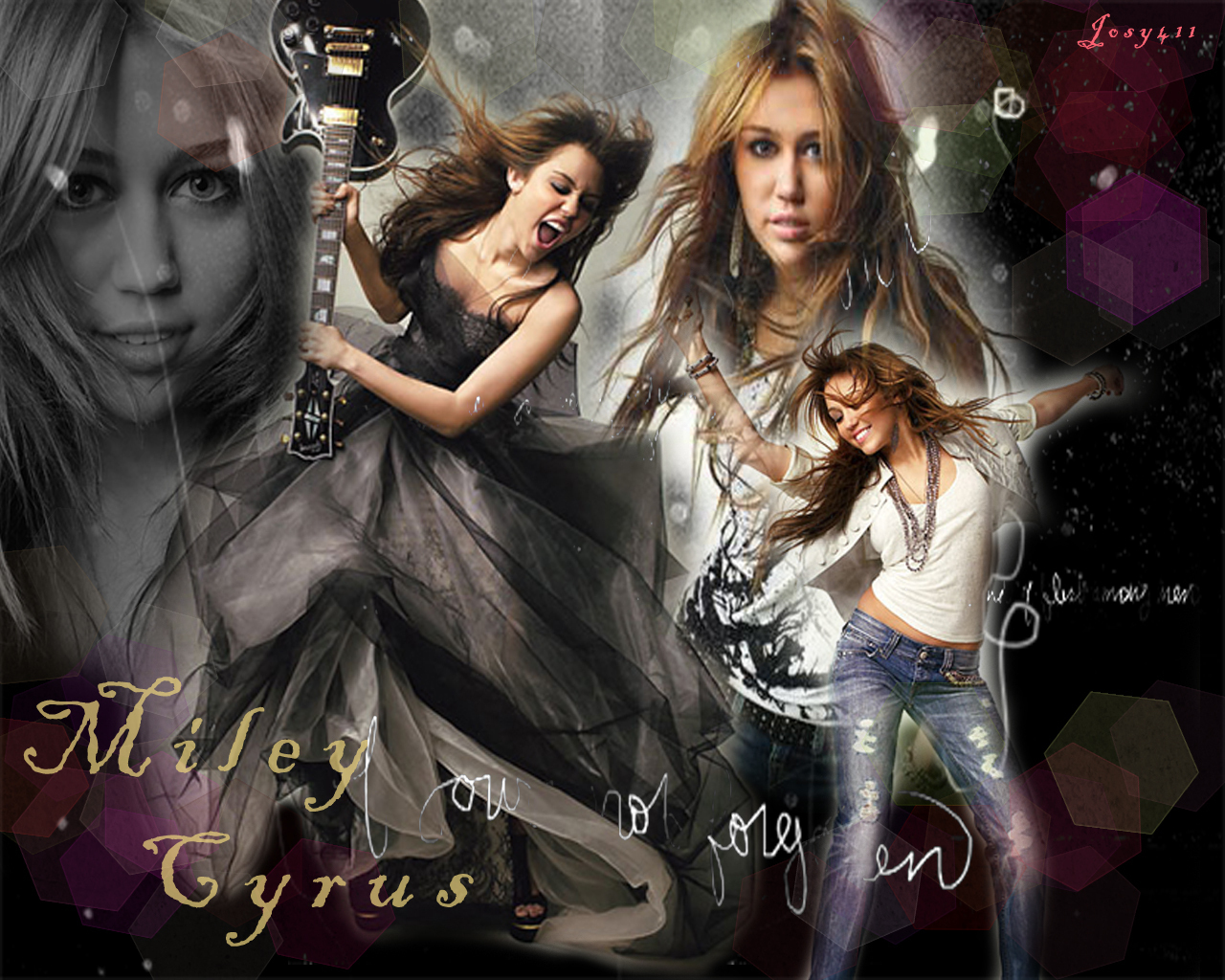 Find Best Wallpapers Beautiful Celebrities Images Miley -8420
