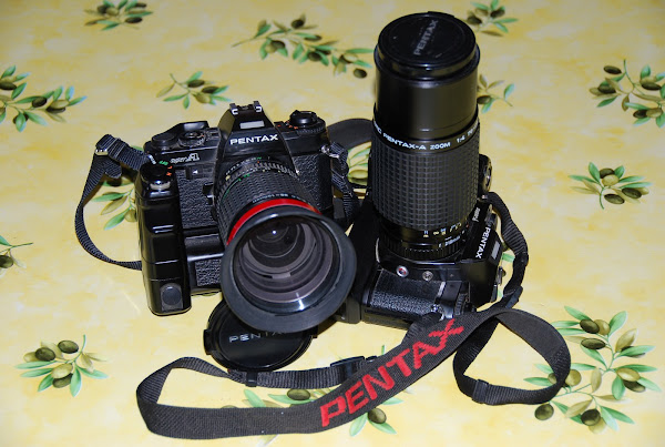 Reflex PANTAX Super A