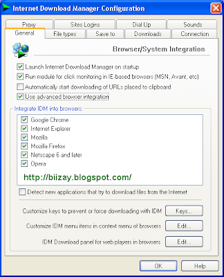जिजीविषा: How To Integrate Internet Download Manager (IDM