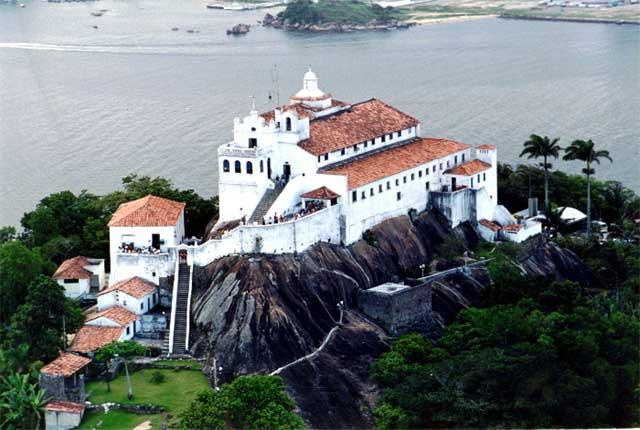 Capixaba quer sair de casa: Convento da Penha