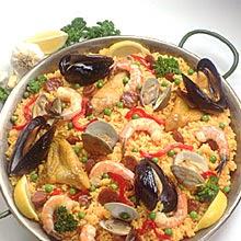 الاسبانية food-paella-seafood.