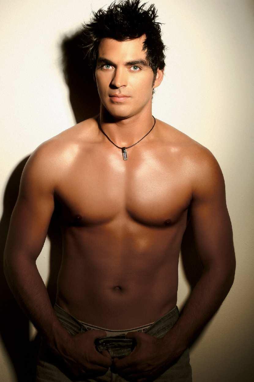 Tiberio cruz actor colombiano desnudo - 2 7