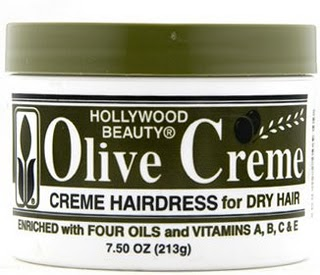 Hollywood Beauty Olive Creme Natural Hair