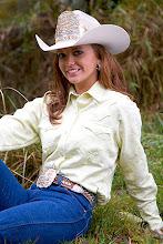 Junior Miss Rodeo Oregon Staheli Jo Wilkinson 50th
