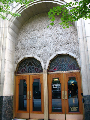 2nd Ave Entrance, Exchange Building, Seattle, WA