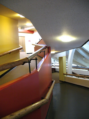 Ramp, Henry M. Jackson Visitor Center