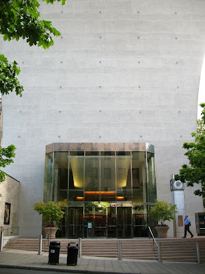 Rainier Tower Entrance