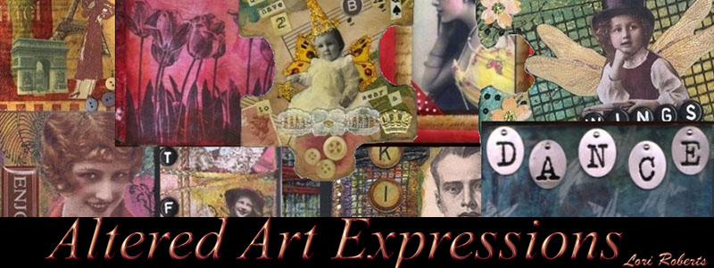 Altered Art Expressions