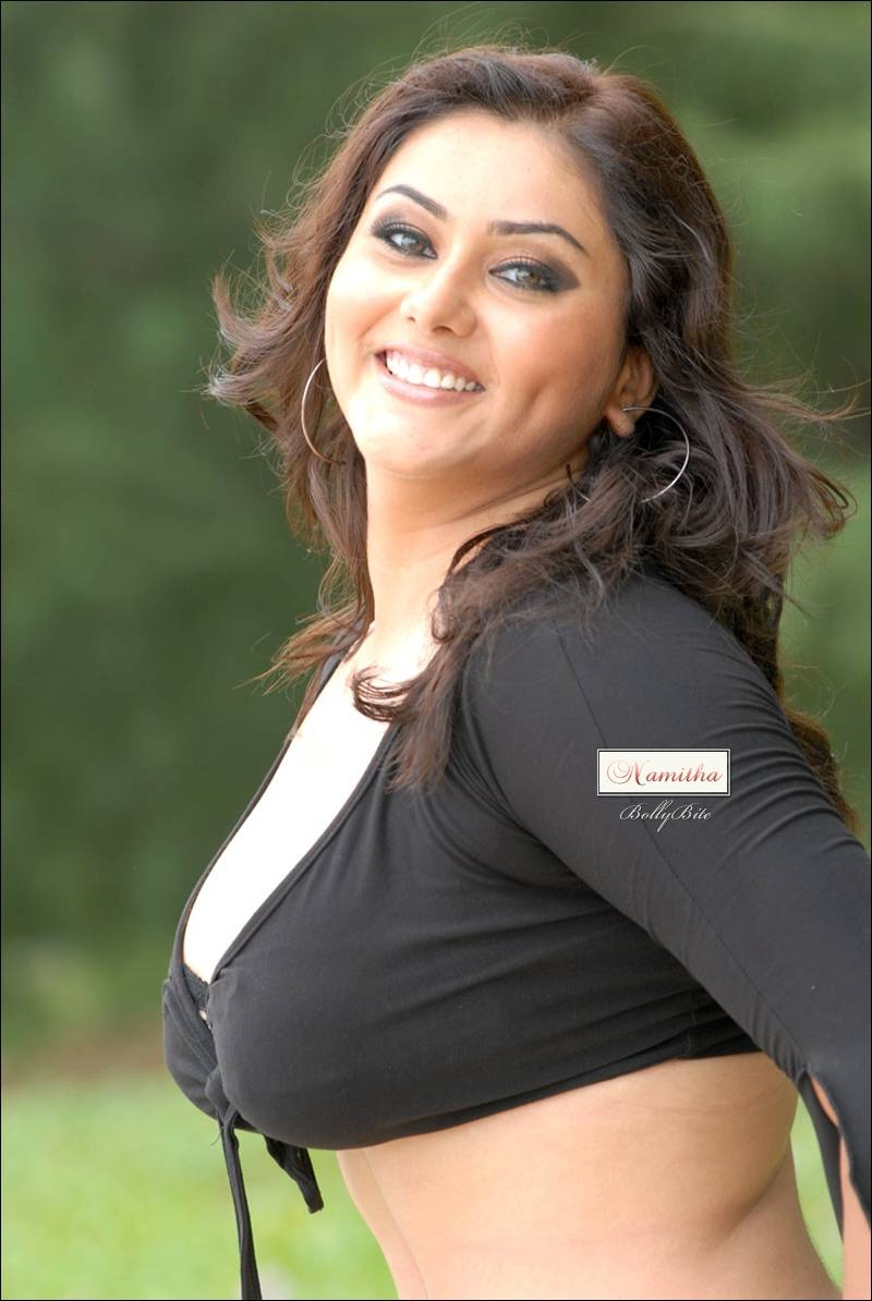 Slicypics Indian Actress Tamanna Bhatia Photos: Semok Girl: Namitha 3