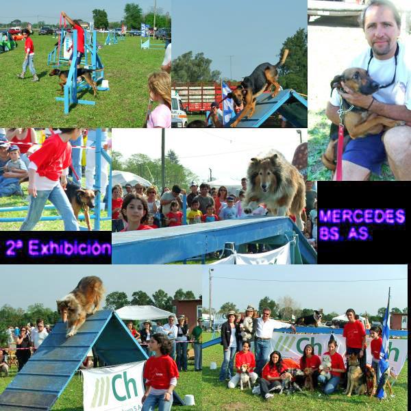 LA JAURIA EN MERCEDES 30/09/2007