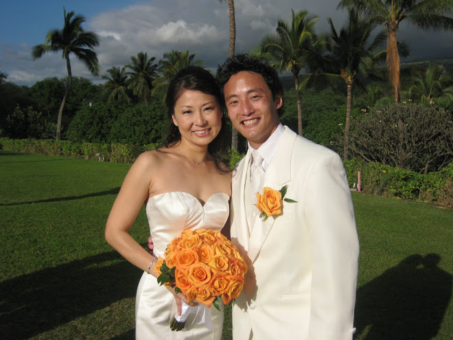 Wedding Day -- Maui