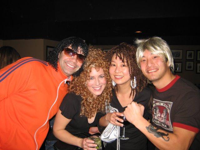 Wig Party 2006
