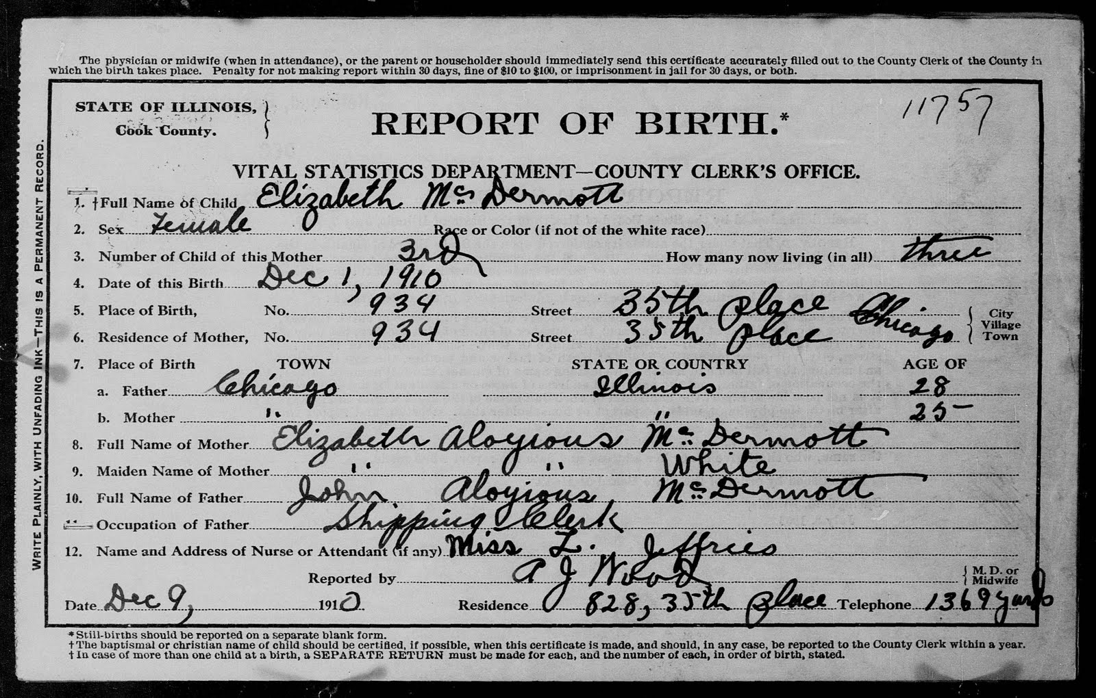 How do you get a copy of birth certificate in illinois best how can i get a birth certificate from chicago illinois best aiddatafo Image collections