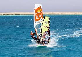 Windsurfing Kitesurfing Travel June 2009
