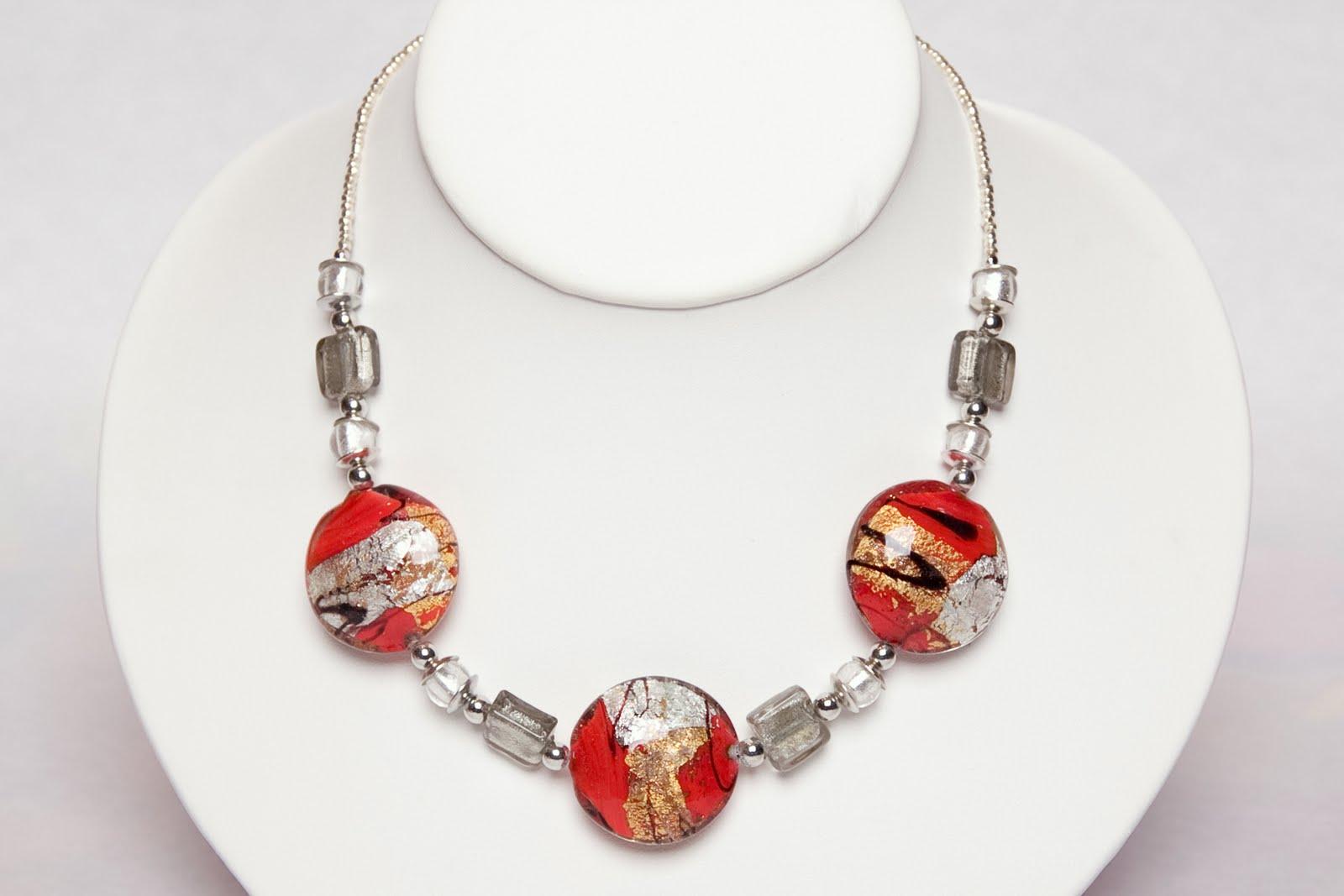 what is murano glass jewelry