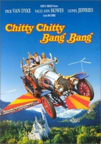 Enchanted Serenity Of Period Films Chitty Chitty Bang Bang