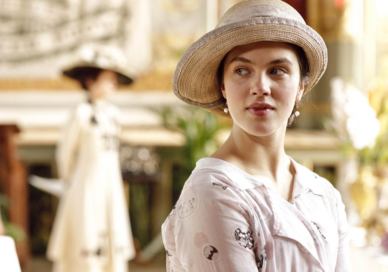 Enchanted Serenity of Period Films: Edwardian fashion
