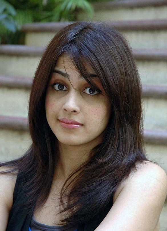 Simple indian hairstyles for girls