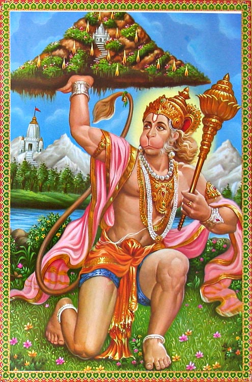 Hanuman Jayanti 2010 SMS, Wishes & Photos | letmeget.com