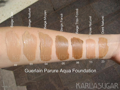 nuovo concetto grande sconto per acquista per il più recente NEW MACKUP WOMAN: Review: Guerlain Parure Extreme Foundation ...